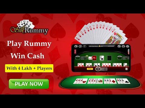 Play Rummy Cash Games| Get Rs.50 instant signup Bonus + Rs.5000 Welcome Bonus| Safe & Secure Game