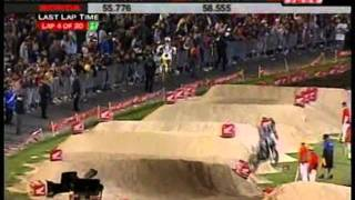 2005 AMA Supercross Rd 10 Daytona