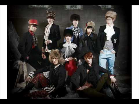110225 SJM SUPER JUNIOR-M My all is in you 吹一樣的風