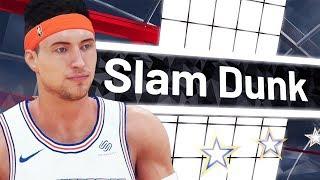 ЛЮК НА ДАНК КОНТЕСТЕ! ● NBA 2K19 SLAM DUNK CONTEST ● КАРЬЕРА ИГРОКА #22