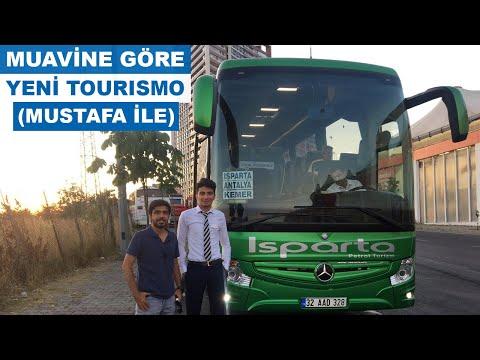 Mustafa İle Yeni Tourismo (Lansman) - Muavinler Tourismo'yu Beğeniyormu ?