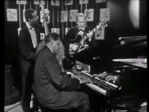 Nat King Cole & Oscar Peterson Trio - Tenderly