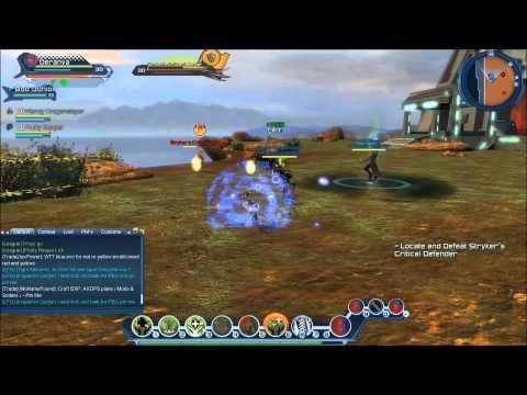 DCUO: 3-man Stryker's Island Bounty