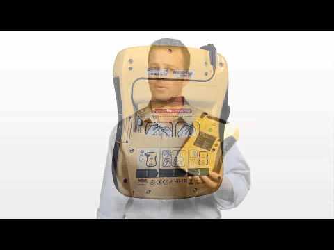 De defibtech view AED