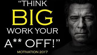 THE BEST OF ARNOLD SCHWARZENEGGER MOTIVATIONAL SPEECH [MOTIVATION 2017]