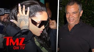 Rihanna Shades Her Father With Shades | TMZ TV