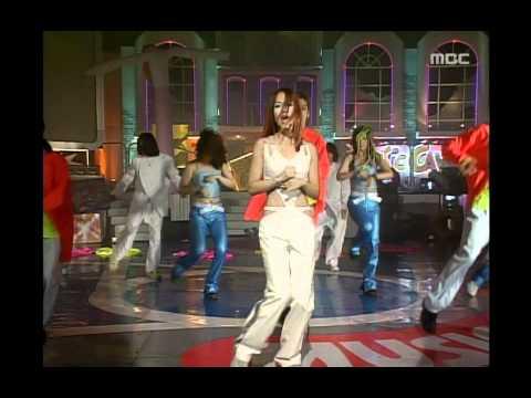음악캠프 - Baek Ji-young - Dash, 백지영 - 대쉬, Music Camp 20000603
