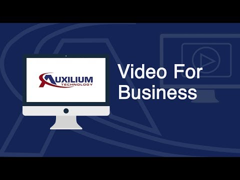 Video for Business by Auxilium