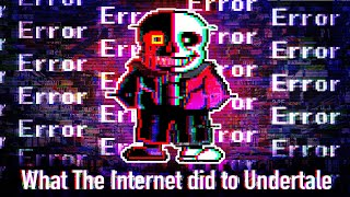 What The Internet did To Undertale
