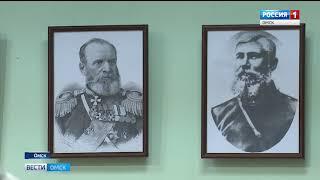 В Омске открылась выставка, посвящённая 25-летию Законодательного Собрания Омской области