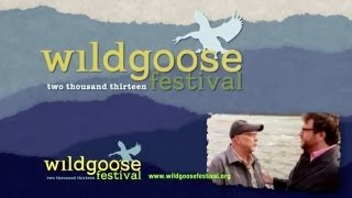 The 2013 Lineup for Wild Goose Festival
