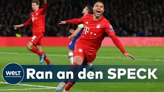 CHAMPIONS LEAGUE: Bayern wollen Einzug ins Finalturnier der Königsklasse fix machen