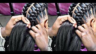#325. TWO EASY AND SIMPLE BRAIDS