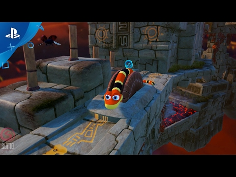 Snake Pass Video Screenshot 2