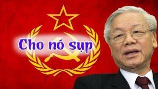 Tin vui: Đã có dấu hiệu sụp đổ của CSVN, Nguyễn Phú Trọng  hoảng loạn chống đỡ