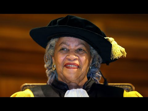 Nobel laureate Toni Morrison dies at 88