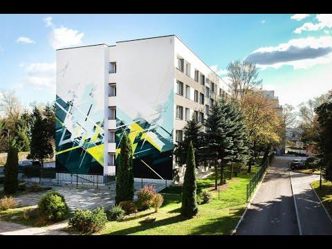 VLOG Первые дни в Кракове: общежитие Unibase Серия 1 - UniverPL