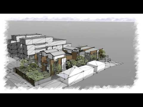 Proposed Townhouse Development at 24 Tryon Rd, Lindfield- Video 03