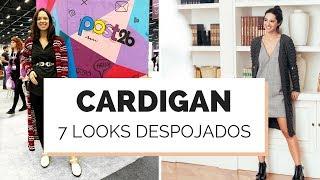 7 LOOKS INFALÍVEIS COM CARDIGAN | MARI FLOR