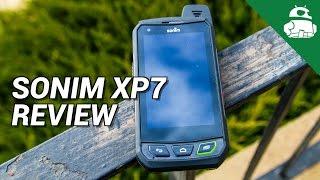 Sonim XP7 Review – Indestructible Phone?
