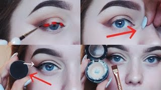 EYELINER HACKS YOU NEED TO KNOW! | Rachel Leary