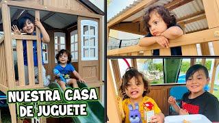 NUESTRA CASITA DE PATIO   Family Juega