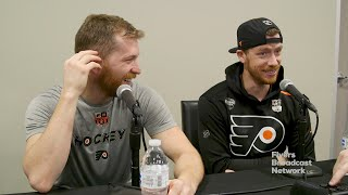 Flyers Fix Episode 2: Claude Giroux and Michael Raffl