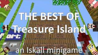 The Best Of Iskall's Treasure Island (Hermitcraft season 7)