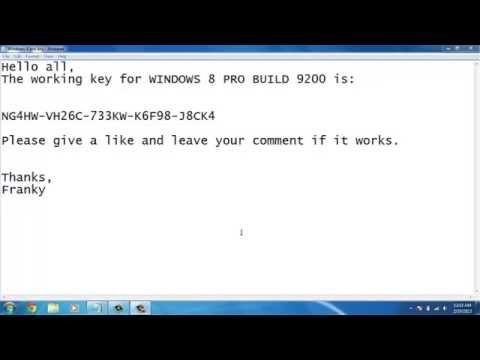 windows 8 1 features product key