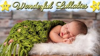 Super Relaxing Baby Lullaby Sleep Music ♥ Soft Hushaby For Newborns ♫ Good Night Sweet Dreams