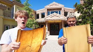 EPIC 2HYPE SCAVENGER HUNT AT THE BUCKETSQUAD MANSION!