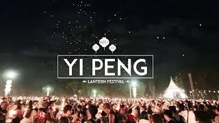 Beautiful Lantern Festival - Yi Peng - Thailand Holiday