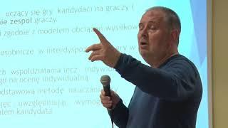 Ryszard Panfil - Coachingowe nauczanie gry 2