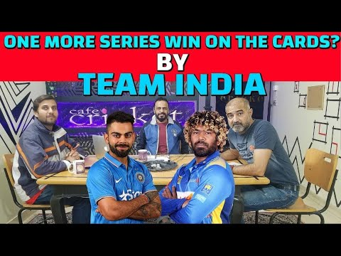 3rd T20 India vs Sri Lanka Another Series Win By India ??