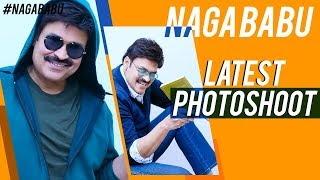 Naga Babu looks handsome in his latest photo shoot..