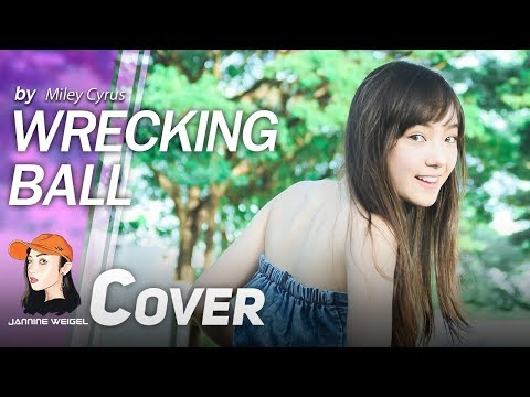 Baixar Wrecking Ball - Miley Cyrus (Cover by Jannina W)