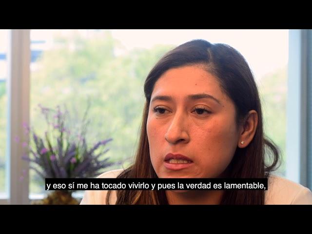 Mujeres que Inspiran.  Carolina Cabello Ávila