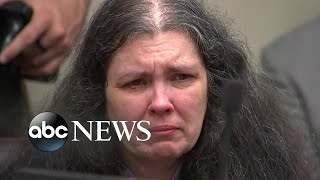 Two of abused Turpin children read statements during parents' sentencing