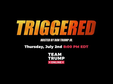 WATCH: Triggered with Donald Trump Jr and Richard Grenell!