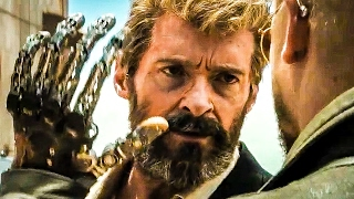 LOGAN All Trailer and Movie Clips
