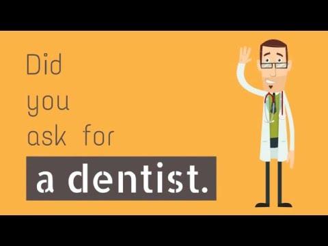 Dental Marketing Video for Hospitals using Animaker