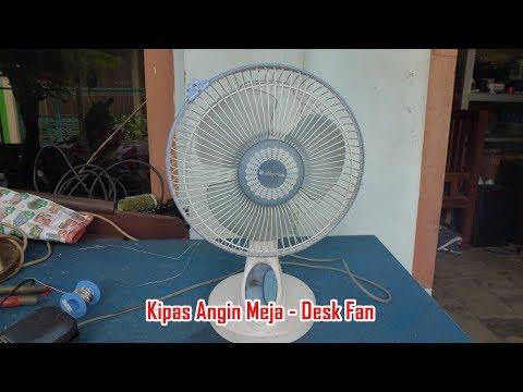 Cara Servis Kipas Angin Miyako Videomoviles Com