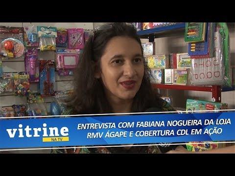 Imagem PGM Vitrine na TV - 08 de Maio de 2018