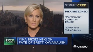 MSNBC's Mika Brzezinski: We need an FBI investigation into Kavanaugh allegations