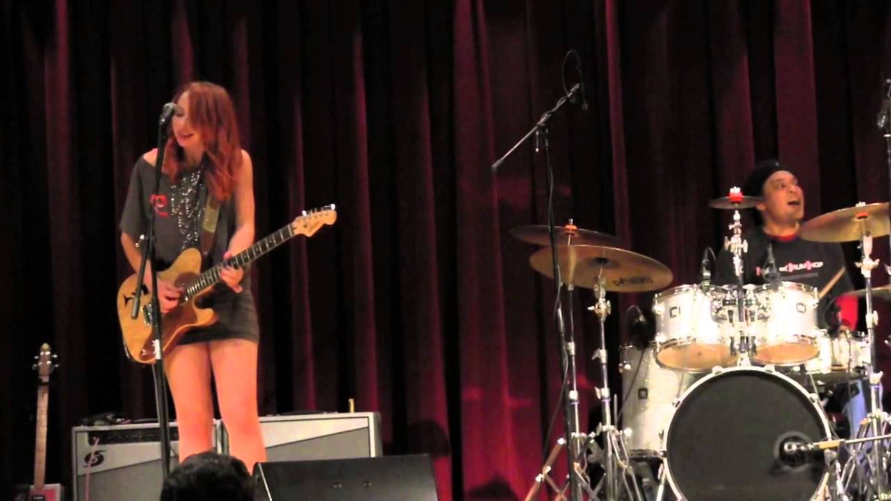 Samantha Fish Band Quot Night Time Is The Right Time Quot 3 22 13