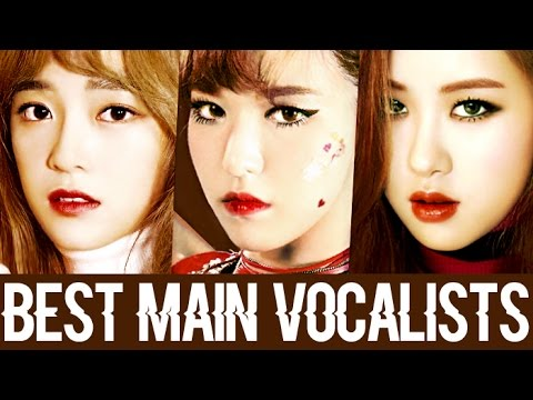 9 Best Main Vocalists in Kpop Girl Groups (New Generation)