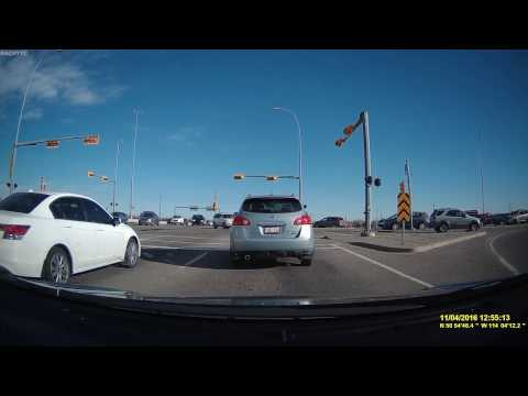Drivers of Calgary 12 - Bad driving, Post Crash and More