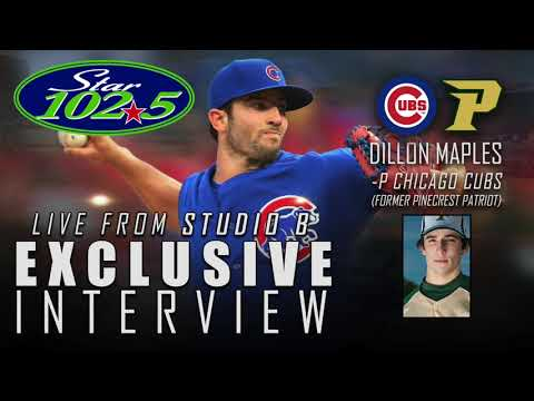 Patrick Kelly interviews Dillon Maples