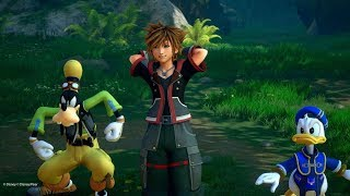 Kingdom Hearts: M-I-C-K-E-Y CANNOT WAIT FOR 3