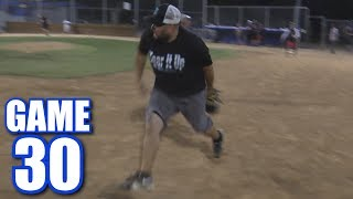 THE BEST PLAY WE'VE EVER SEEN!   On-Season Softball League   Game 30